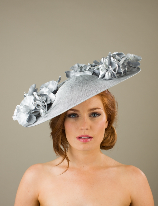 Rockingham Dish Hat by Hostie Hats