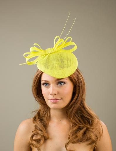 Somerton Pillbox hat by Hostie hats