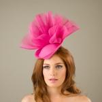 Stirling pillbox hat by hostie hats