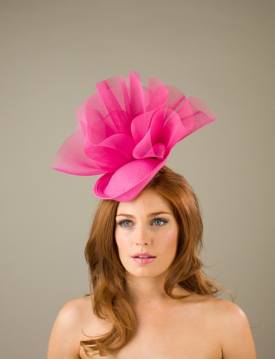 Stirling pillbox hat by hostie hats