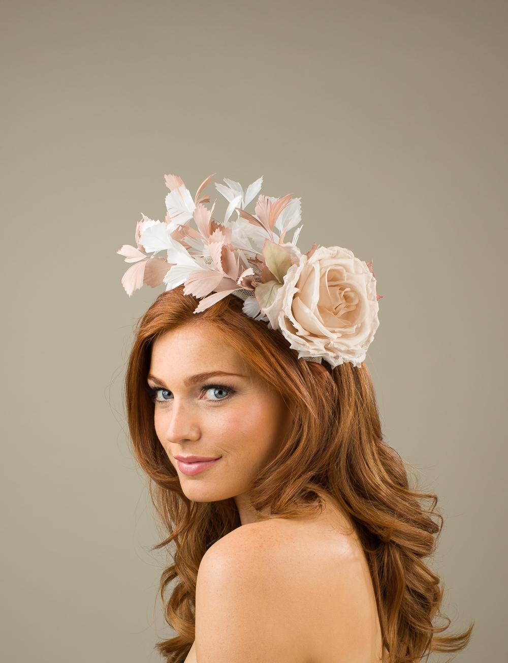 Toward headband