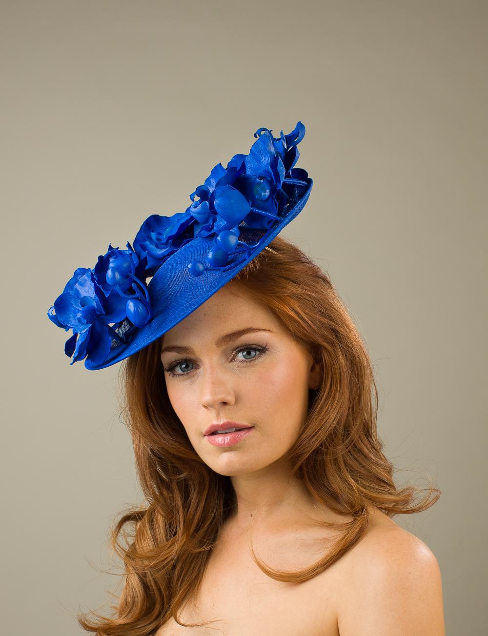Wigmore Dish Hat