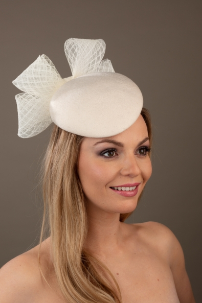 Vino Pillbox Hat Hostie Hats