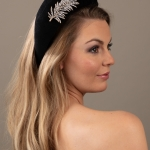 Blanc Headband Hostie Hats