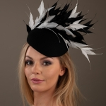 Chablis Pillbox Hat Hostie Hats