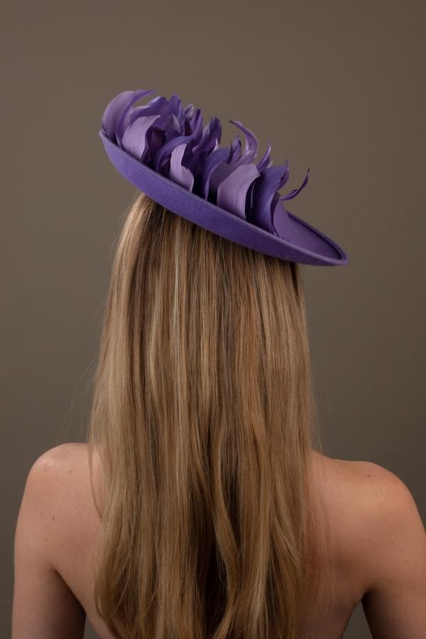 Perrier Dish Hat Hostie Hats