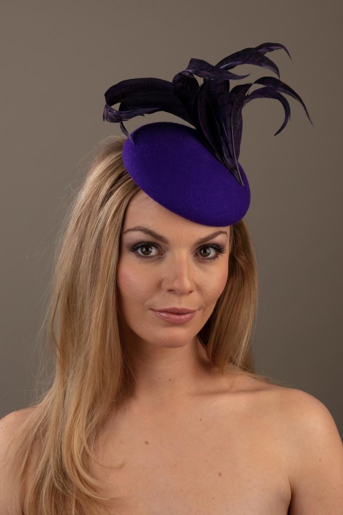 Muscat Pillbox Hat Hostie Hats