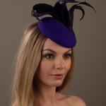 Muscat Pillbox Hat Hostie Hats