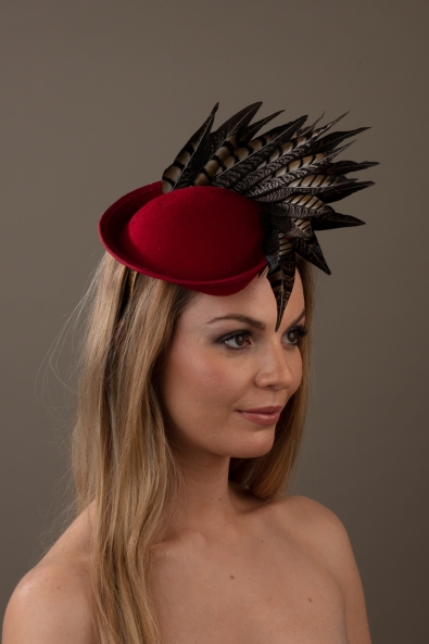 Cava Dish Hat Hostie Hats
