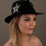 Reisling Fedora Hat Hostie Hats