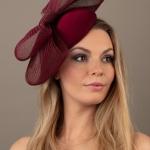 Rioja Pillbox Hat Hostie Hats
