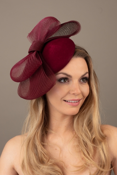 Rioja Pillbox hat hostie hats