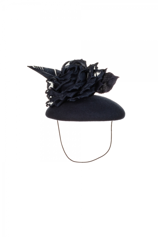 Franco Pillbox Hat Hostie Hats
