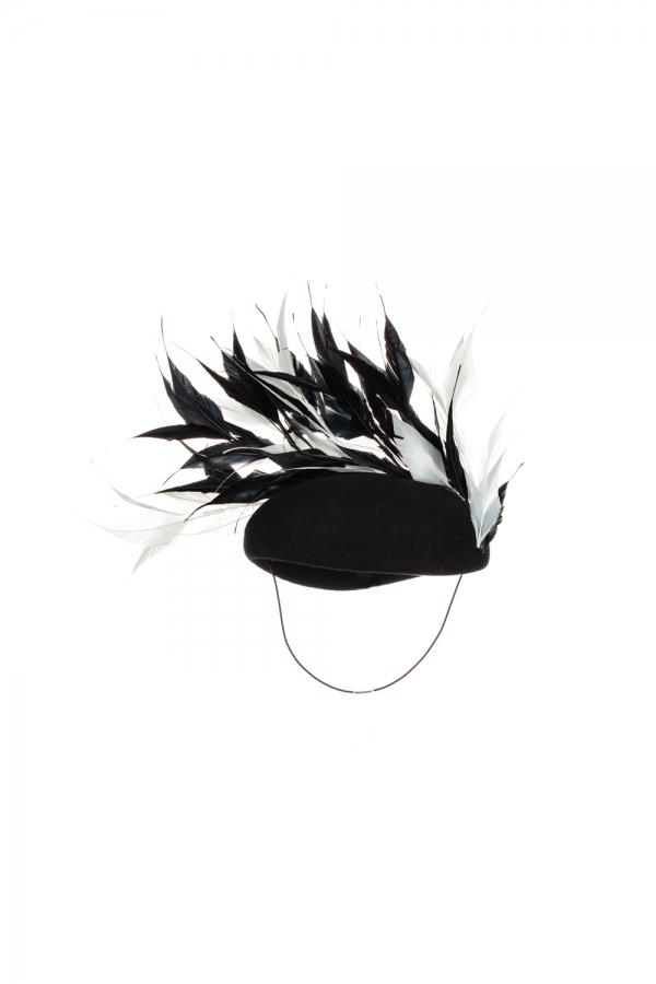 Chablis Pillbox Hat Hostie Hats
