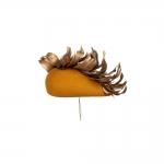 Chianti Pillbox Hat Hostie Hats