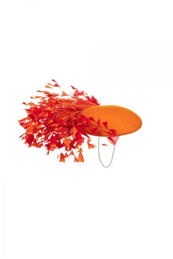 Taittinger Pillbox Hat