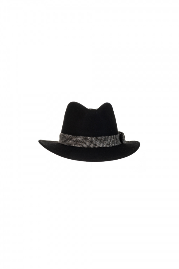 port fedora hat hostie hats