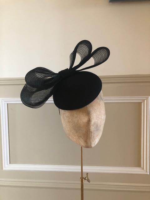 Rioja Pillbox Hat