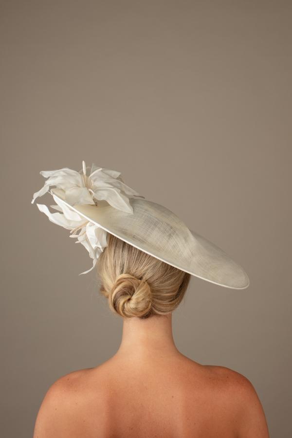 Tropez Dish Hat Hostie Hats