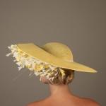 Biarritz Dish Hat Hostie Hats
