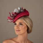 Beaulieu Pillbox Hat Hostie hats