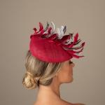 Beaulieu Pillbox Hat Hostie hats