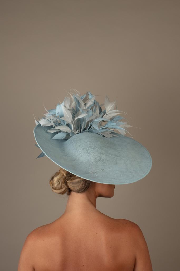 Deauville Dish Hat Hostie Hats