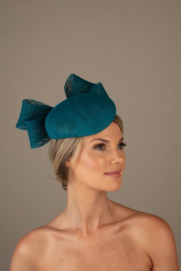 Mirebeau Pillbox Hat Hostie Hats