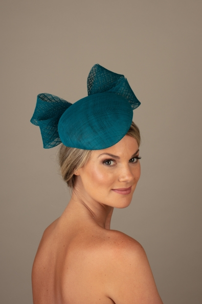 Mirebeau Pillbox Hat Hostie Hats