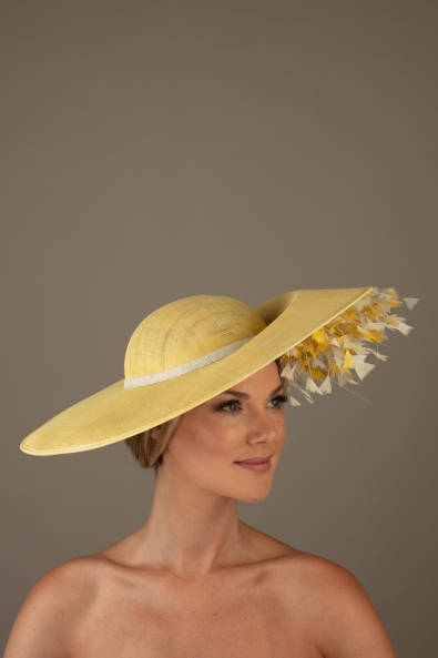 Biarritz Dish Hat Hostie Hats