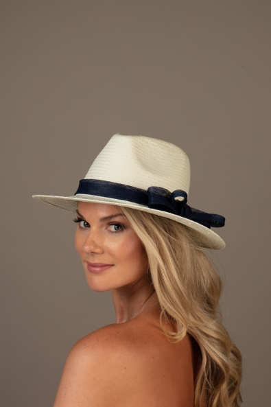 Nancy Summer Trilby Hostie Hats