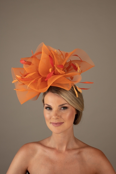 Ferrat fascinator hostie hats
