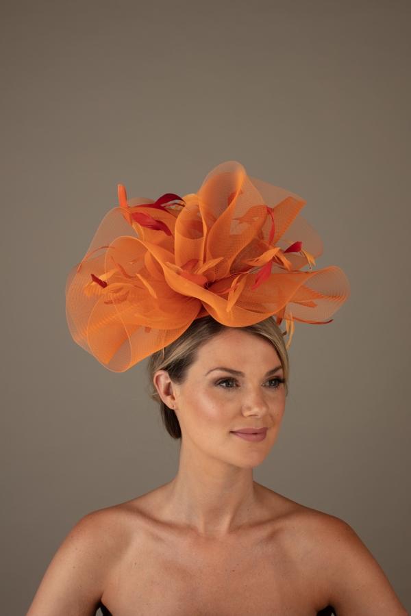 Ferrat fascinator hostie hats