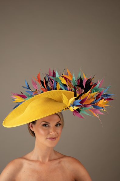 Riviera Dish Hat Hostie Hats