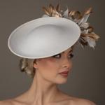 Titian Dish Hat Hostie Hats
