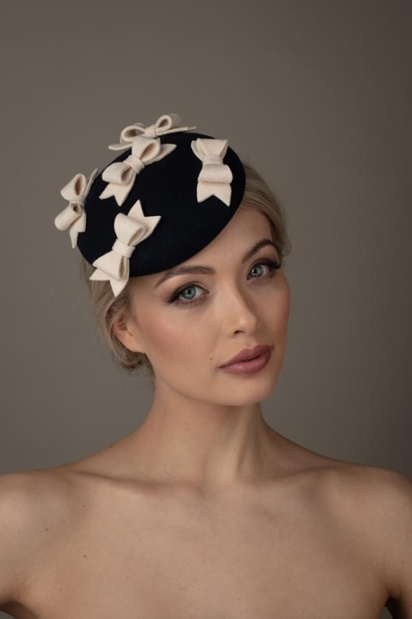 Matisse Pillbox Hat Hostie Hats