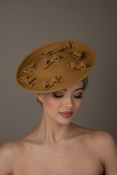 Klimt Dish Hat Hostie Hats