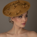 Klimt Dish Hat Hostie Hats