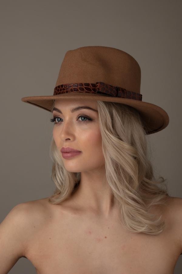 Duchamp Fedora Hat Hostie Hats