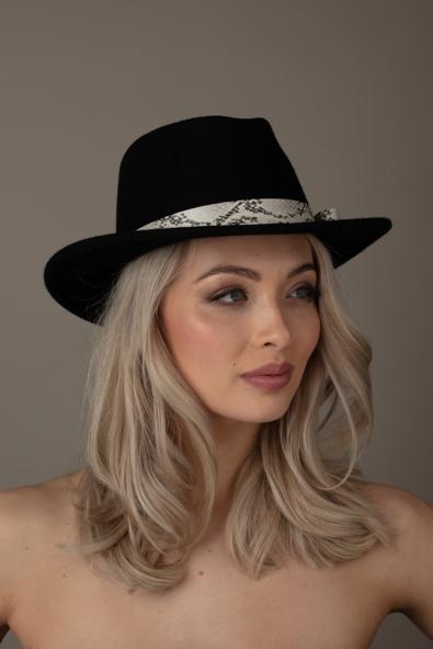 Cezanne Fedora Hat Hostie Hat
