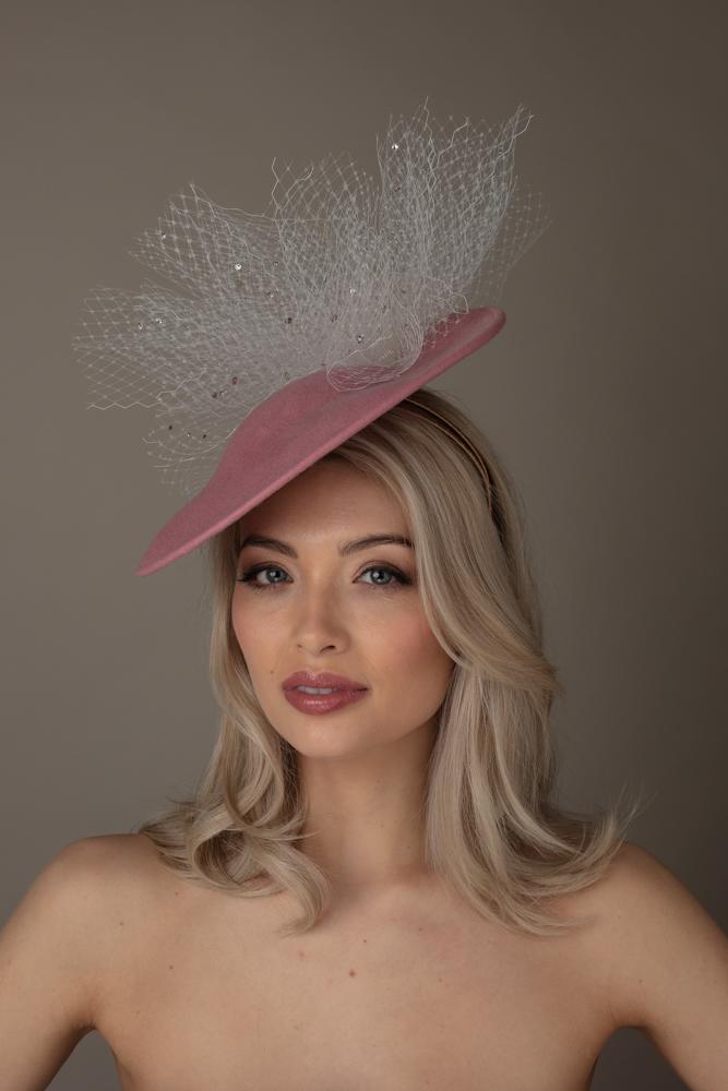 Renoir Dish Hat Hostie Hats