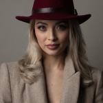 Manet Fedora Hat Hostie Hats