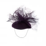 Vinci Pillbox Hat Hostie Hats