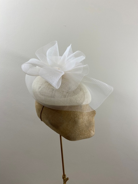 ready to wear bacall pillbox hat