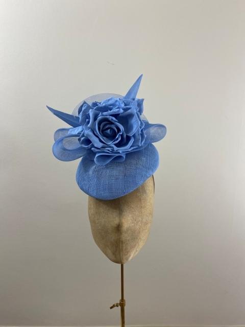 Ready to wear berwick pillbox hat