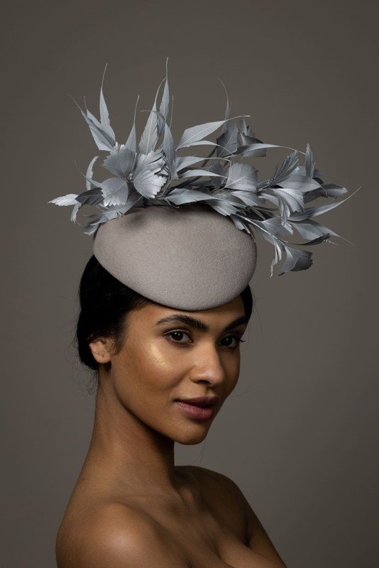 Devi cocktail hat