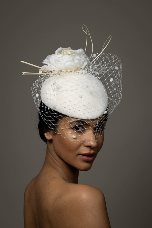 Winter Wedding Hats