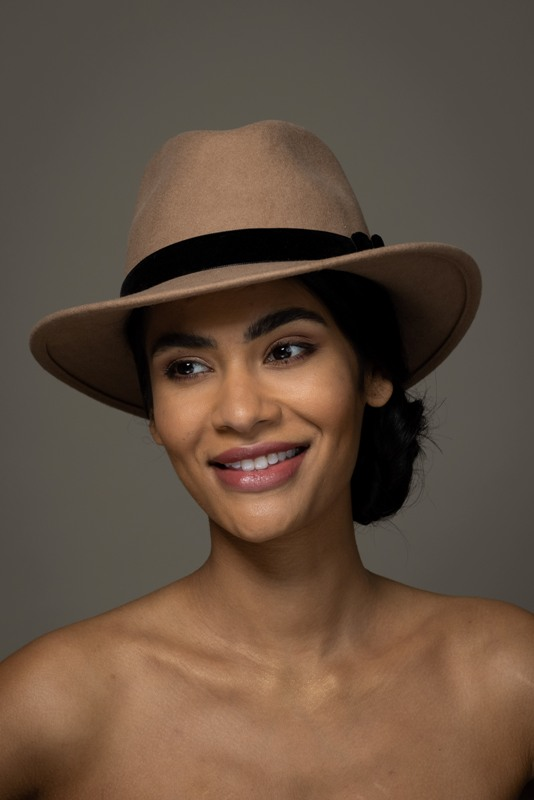 Nevis fedora hat