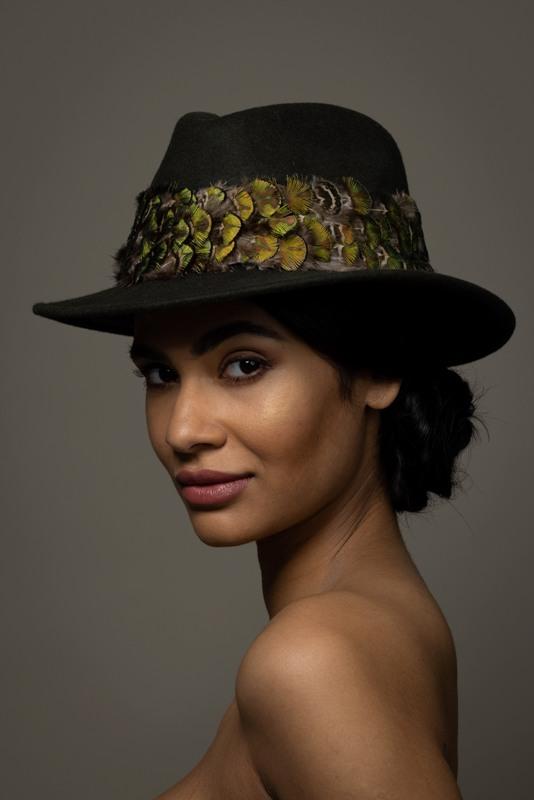pico fedora hat hostie hats